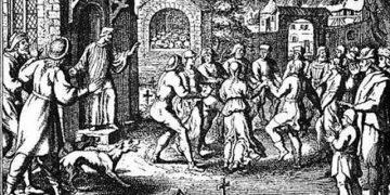 Misteri wabah menari