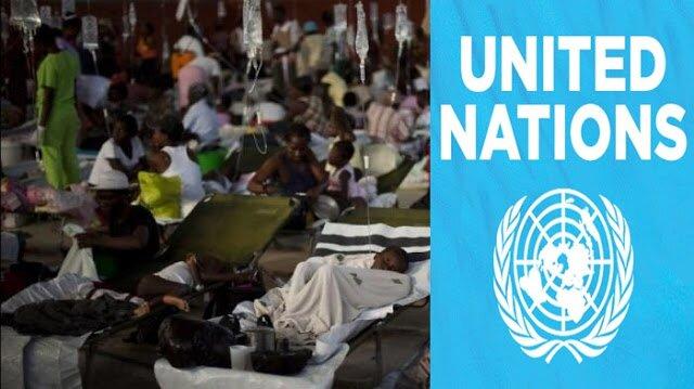 PBB Tidak Meminta Maaf Bertanggung Jawab Penyebar Kolera di Haiti