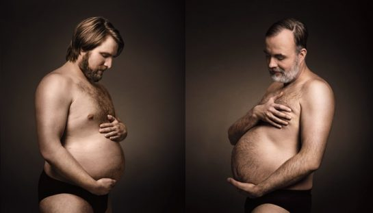 Pria hamil