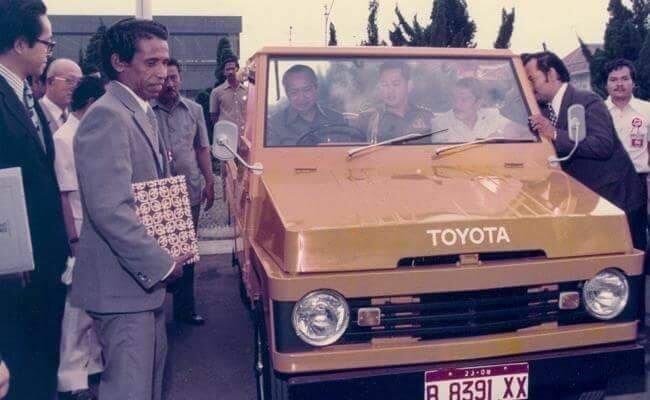 Mobil Kijang Akronim Dari Kerjasama Indonesia Jepang, Benarkah?