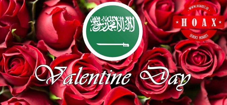 Benarkah Perayaan Valentine di Arab Saudi Tak Lagi Dilarang?